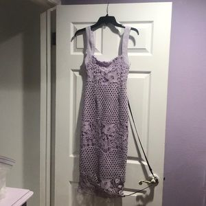 PRETTY LITTLE THINGS LILAC DRESS